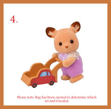 Sylvanian FAmilies Blind Bags Shopping series deer