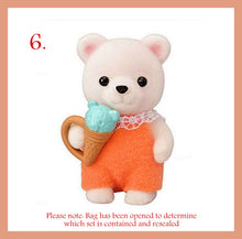 Sylvanian Families Blind Bags Shopping series polar bear