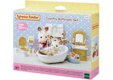 Sylvanian Families New Country Bathroom Set - SF 5286