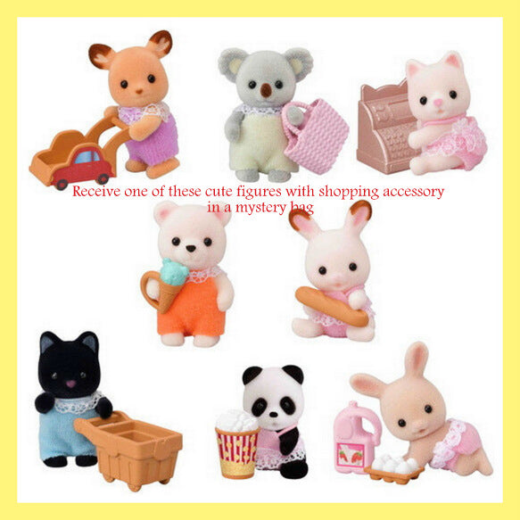 Sylvanian Families Baby Shopping Series Blind Bag - SELECT YOUR OWN