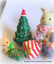Christmas tree gifts Sylvanian Families Christmas presents