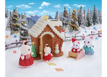 Sylvanian Families Gingerbread Cottage SF5390 Christmas
