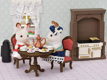 Sylvanian Families high tea afternoon tea table and chairs