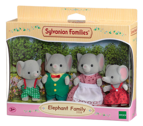 Sylvanian Families Elephant Family new in Australia again