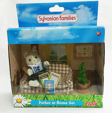 Sylvanian Families Tailbury Dog Father set
