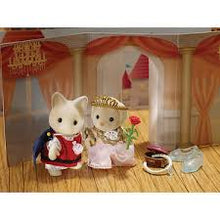 Sylvanian Families School Play Bassett and Cheshire
