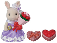 Sylvanian Families Valentines Day gift set