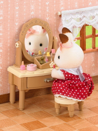 Sylvanian Families Girl's Dressing Table - SF 5031
