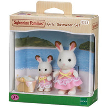 Sylvanian Families Girls Swimwear Set with figures - SF 5233
