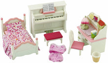 Sylvanian Families Pink  girls bedroom set