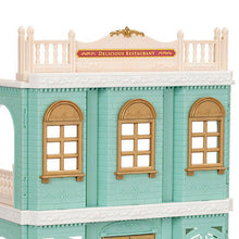 Sylvanian Families Town Series decoration windows