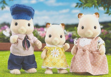 Sylvanian FAmlies Hamster Family Calico Critters