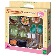 Sylvanian Families Kitchen Cooking Accessories Set - SF 5028