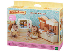 Sylvanian Families Kitchen Play Set - SF 5341