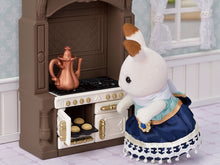 Sylvanian Families hob kettle and oven set