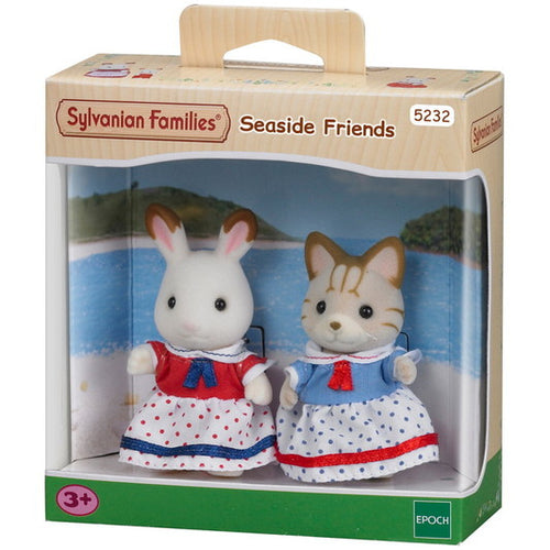 Sylvanian Families Seaside Friends Set - 2 figures - SF 5232