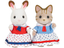 Sylvanian Families Seaside Friends Matchy match