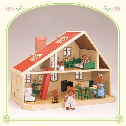 Sylvanian Families early Tomy vintage furniture sold individually