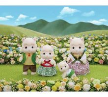 Sylvanian Famlies Woolly Alpaca Family SF 5358