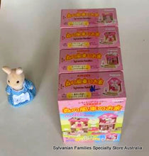 Sylvanian Families Forest Windmill Miniature Kabaya Set - All 4 - RARE - 2010