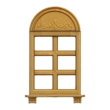 Sylvanian Families Window frame gold ornate