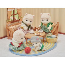 Sylvanian Famlies Woolly Alpaca Family new in Australia