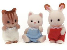 Sylvanian Families Baby Friends set exclusive USA release