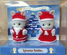 Sylvanian Families Santa Cottontail Rabbit Babies Set