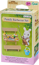 Sylvanian Families Barbecue and Picnic set