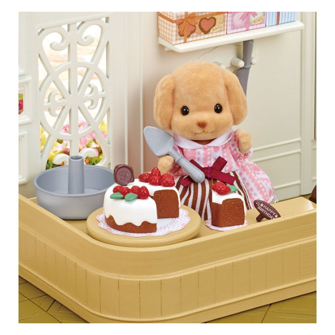 Sylvanian Families Cake Decorating Set - SF 5264