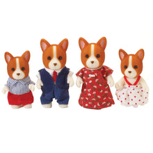 Sylvanian Families Corgi Family - SF 4630 Flair UK