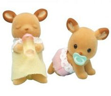 Sylvanian Families Red Deer Baby twins - JP edition