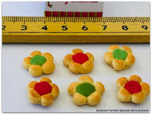 Dollshouse miniature food cookies