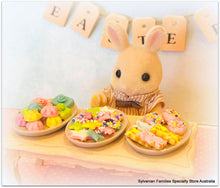 Sylvanian Families rabbit Easter party