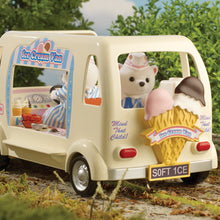 Sylvanian Families Ice cream van sellers