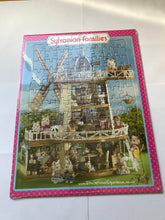 Sylvanian Families Jigsaw Puzzle of Field View Mill