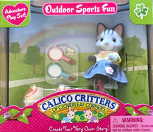 Outdoor Play Set - Rollerskates & Badminton & Unicycle