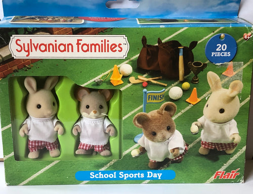 Sylvanian Families School Sports day - New