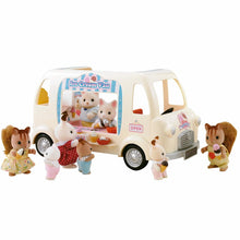 Sylvanian Families ice cream van set