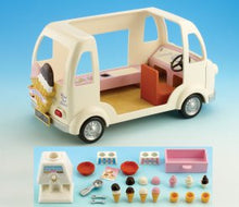 Sylvanian Families Icecream Van and Accessories