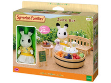 Sylvanian Families Juice Bar and Blackberry Rabbit Set Epoch