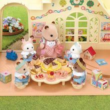 Sylvanian Families Nursery Party Set - SF 5104