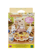 Sylvanian Families Birthday party set