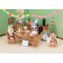 Sylvanian Families Party Set - Sylvanian party time