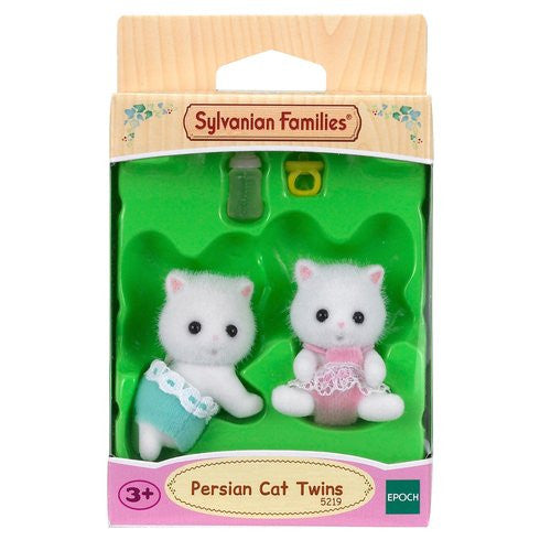 Sylvanian Families persian Cat Family AUstralia on sale