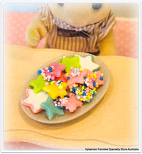Sylvanian fAmilies plate of treats