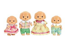 Sylvanian Families Toy Poodle Family - the Cakebread Family