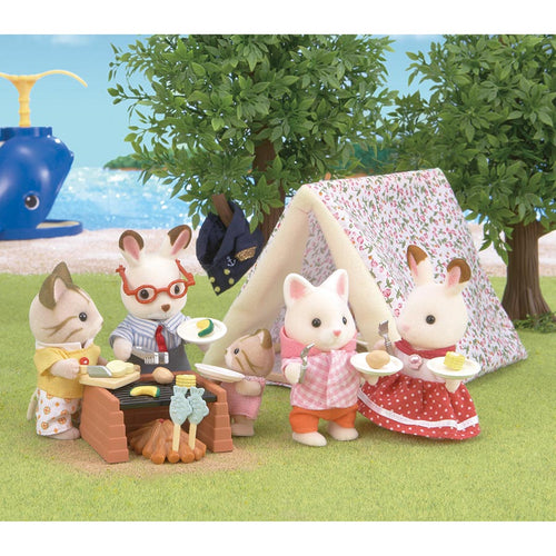Sylvanian Families Seaside Camping Set SF 5209