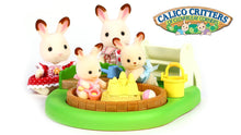 Sylvanian Families Pool and Sandpit for twins babies and triplets