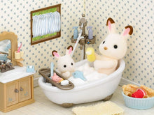 Sylvanian Families New Country Bathroom set new release Epoch